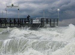 Sturmfluten an der Küste von Mecklenburg-Vorpommern