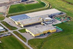 Mechanisch-biologische Abfallbehandlungs- anlage in Rosenow