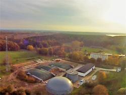 Biogasanlage Lichtenberg