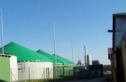 Biogasanlage Velgast